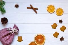 Предпосылка торжества праздников рождества, красный сицилийский высушенный o стоковое фото rf