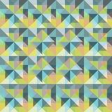 Предпосылка треугольника безшовная с формами треугольника других цветов Ткань, ткань, бумага, журнал шаблона печати обоев, бесплатная иллюстрация
