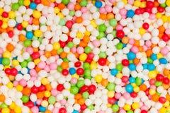 Предпосылка украшения печенья сладостного сахара распространяя Стоковое Изображение