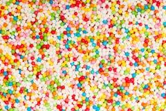 Предпосылка украшения печенья сладостного сахара распространяя Стоковая Фотография