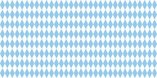 Предпосылка флага Баварии голубая и белая бесплатная иллюстрация