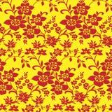 предпосылка флористическая Стоковое Изображение RF