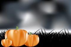 Предпосылка хеллоуина Стоковое Фото