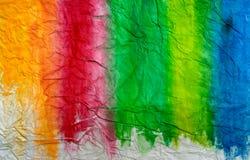 Предпосылка цвета воды Стоковое Изображение RF