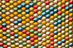 Предпосылка цвета от шариков гидрогеля стоковые фото