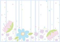 предпосылка цветет весна Стоковые Изображения