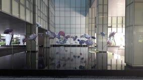 Предпосылка цветка Garden Стоковое фото RF