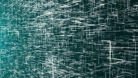 Предпосылка цифров абстрактная с частицами акции видеоматериалы