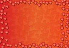 предпосылка чешет обои Валентайн костюмов сердец безшовные наилучшим образом Стоковое Изображение RF