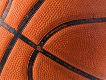 Предпосылка шарика баскетбола Стоковое Изображение