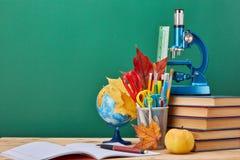 Предпосылка школы задняя школа к стоковые изображения