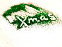 Предпосылка яркого блеска рождества стоковое фото