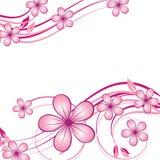 предпосылка 39abstract флористическая иллюстрация штока