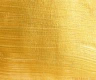 Предпосылка acrylic золота Стоковые Фотографии RF