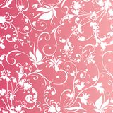 предпосылка blossomy Стоковое Изображение RF