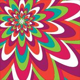 Предпосылка colorfull вектора абстрактная Стоковые Изображения RF