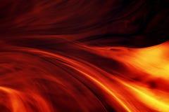 предпосылка fiery стоковые изображения
