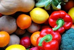 предпосылка fruity Стоковые Изображения