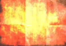 Предпосылка Grunge с космосом Стоковое Фото