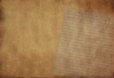 Предпосылка Grunge с космосом Стоковая Фотография RF