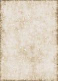 Предпосылка grunge Sepia коричневая Стоковая Фотография RF