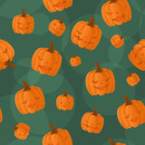 предпосылка halloween безшовный Стоковое Фото