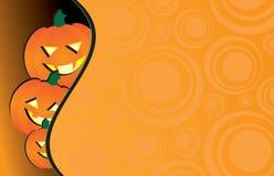 предпосылка halloween Стоковые Изображения
