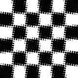 Предпосылка monochrome полутонового изображения предпосылки шахмат иллюстрация вектора