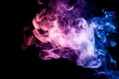 Предпосылка vape дыма стоковые изображения rf