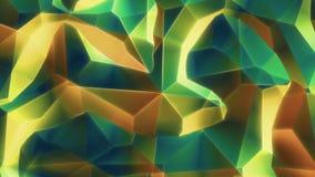 Предпосылки движения картины Naturellement //4k 60fps петля интенсивной красочной видео- видеоматериал