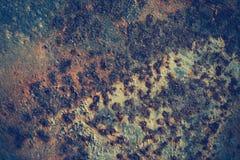 Предпосылки ржавчины - совершенная предпосылка с космосом для текста или ima стоковое фото