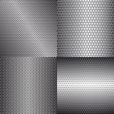 предпосылки metal комплект стоковые изображения rf
