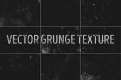 9 предпосылок grunge городских Зерно дистресса пыли вектора текстуры Grungy влияние Абстрактный, splattered, пакостный, плакат иллюстрация вектора