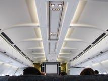 предпринимательский класс самолета Стоковая Фотография RF