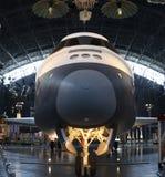 Предпринимательство космического летательного аппарата многоразового использования стоковое фото