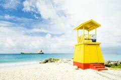 предпринимательство пляжа стоковая фотография rf