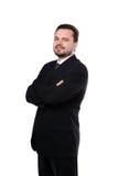 представитель портрета бизнесмена Стоковая Фотография RF