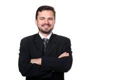 представитель портрета бизнесмена Стоковое Изображение RF