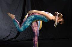 представление танцора самомоднейшее Стоковое Фото