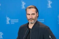 Представления Joaquin Феникса актера во время Berlinale 2018 Стоковая Фотография RF