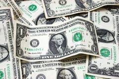 представляет счет доллар мы Стоковое Изображение