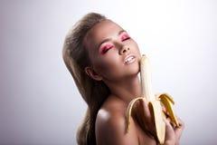 Сексуально есть бананы