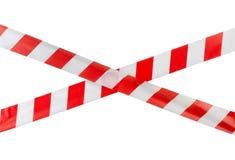 Предупреждающая лента стоковое фото rf