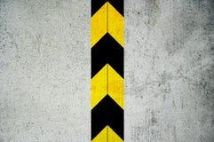 предупреждение двери Стоковые Изображения RF