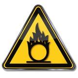 Предупреждение оксидантов бесплатная иллюстрация