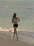 предыдущий бег Стоковое Изображение