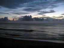 Предыдущий восход солнца Стоковое Изображение