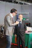 президент 2011 гольфа выставки chimenti справедливый verona Стоковая Фотография RF