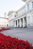 Президентский дворец Стоковые Изображения RF