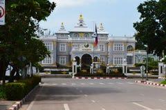 Президент Дворец Лаос Стоковое Фото
